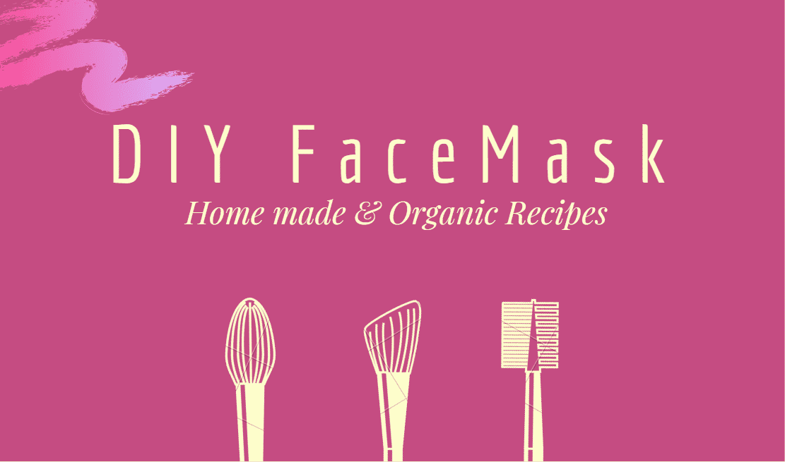 Homemade Diy Face Mask Recipe For Dry And Oily Skin She Began